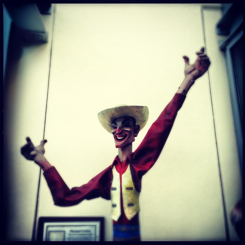 Playland Cowboy