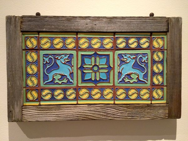 Showroom Display 1914-25 California Faience