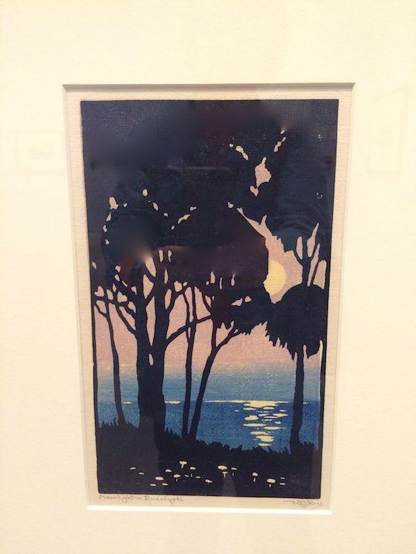 Moonlight-Eucalypti c. 1920