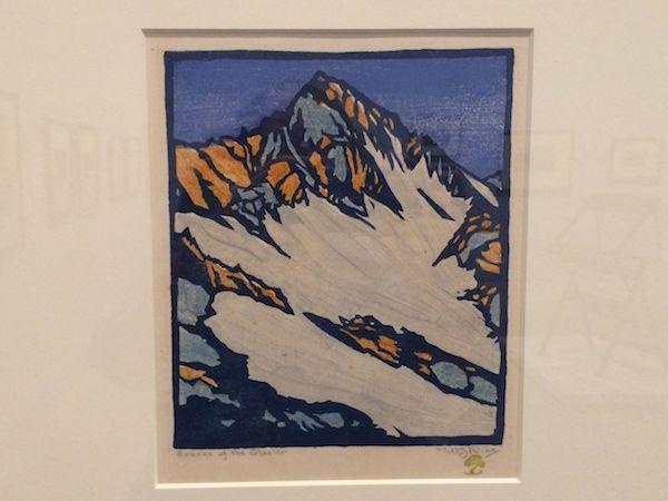 Source of the Glacier c. 1920