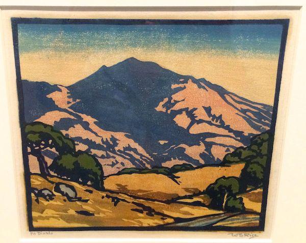 Mt. Diablo 1929